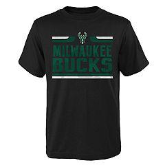 Boys 4-18 Milwaukee Bucks Horus Tee