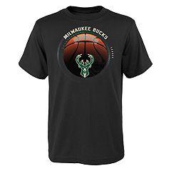 Boys 4-18 Milwaukee Bucks Event Horizon Tee