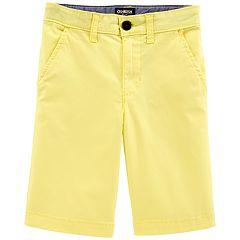 Boys 4-12 OshKosh B'gosh® Twill Shorts