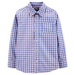 Boys 4-12 OshKosh B'gosh® Checkered Shirt