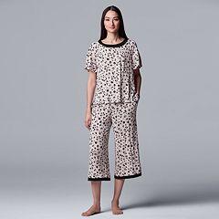 Womens Pink Sleepwear, Clothing | Kohl's