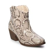 SO® Anthia Women's Ankle Boots