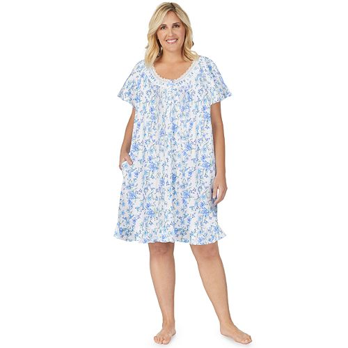 Plus Size Aria Knit Nightgown