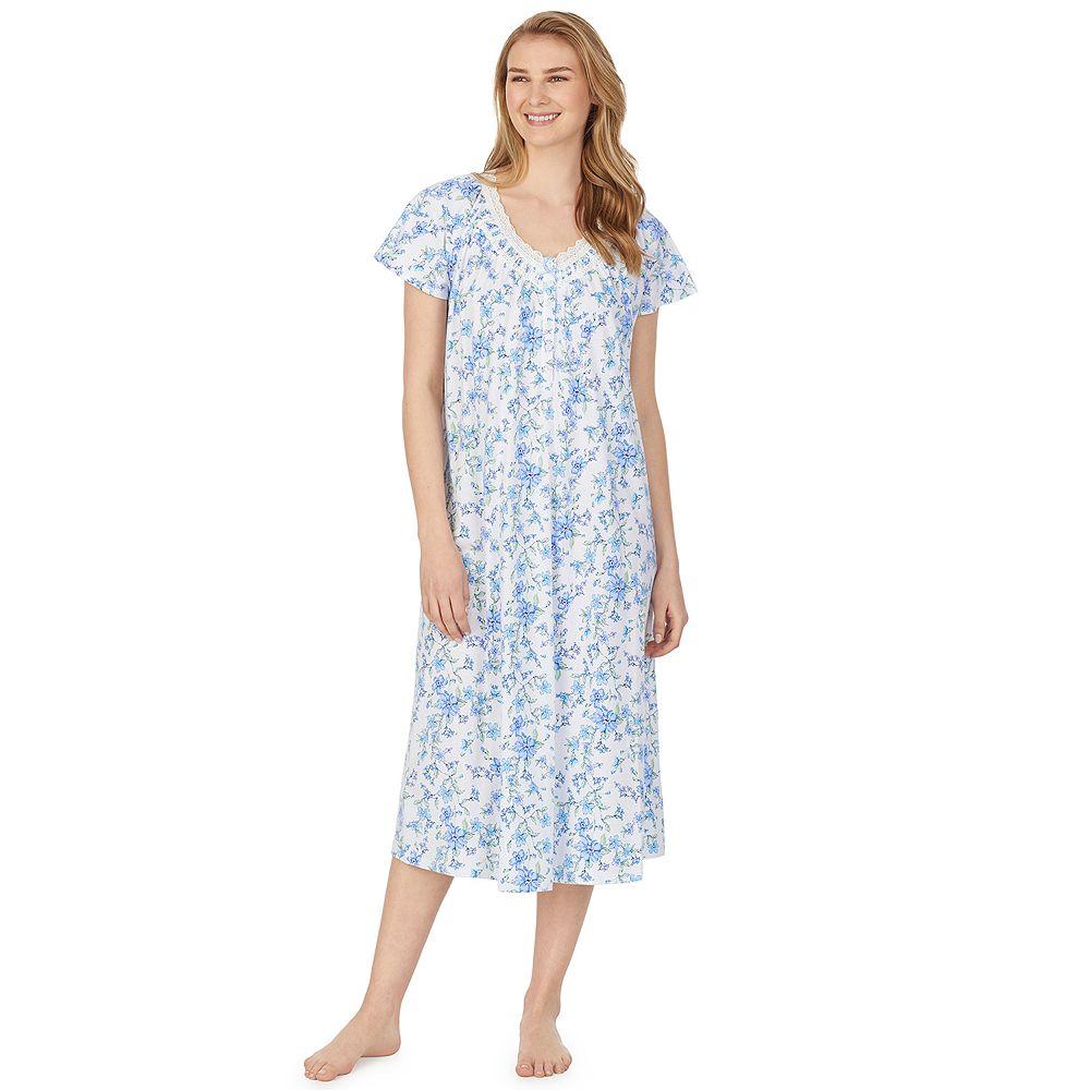 Women's Aria Short Sleeve Ballet Knit Gown