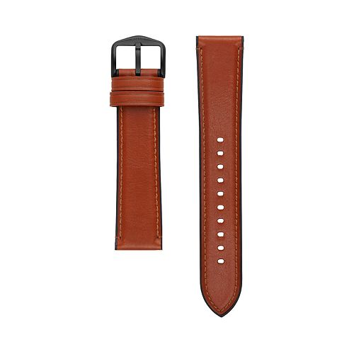 Fossil Men's 22 mm Luggage Leather Watch Strap