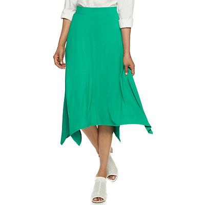 Women's Dana Buchman Sharkbite Skirt