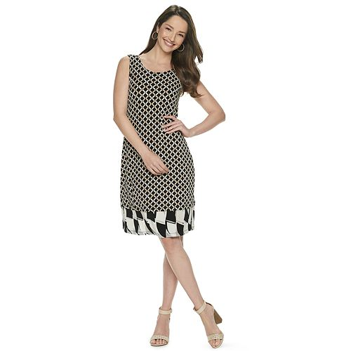 Women's Dana Buchman Travel Anywhere Sheath Dress