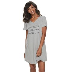 33ac9d06d5387 Women's SONOMA Goods for Life™ Basic Sleep Tee