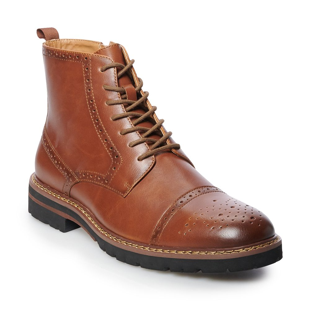 madden NYC Casson Men's Ankle Boots