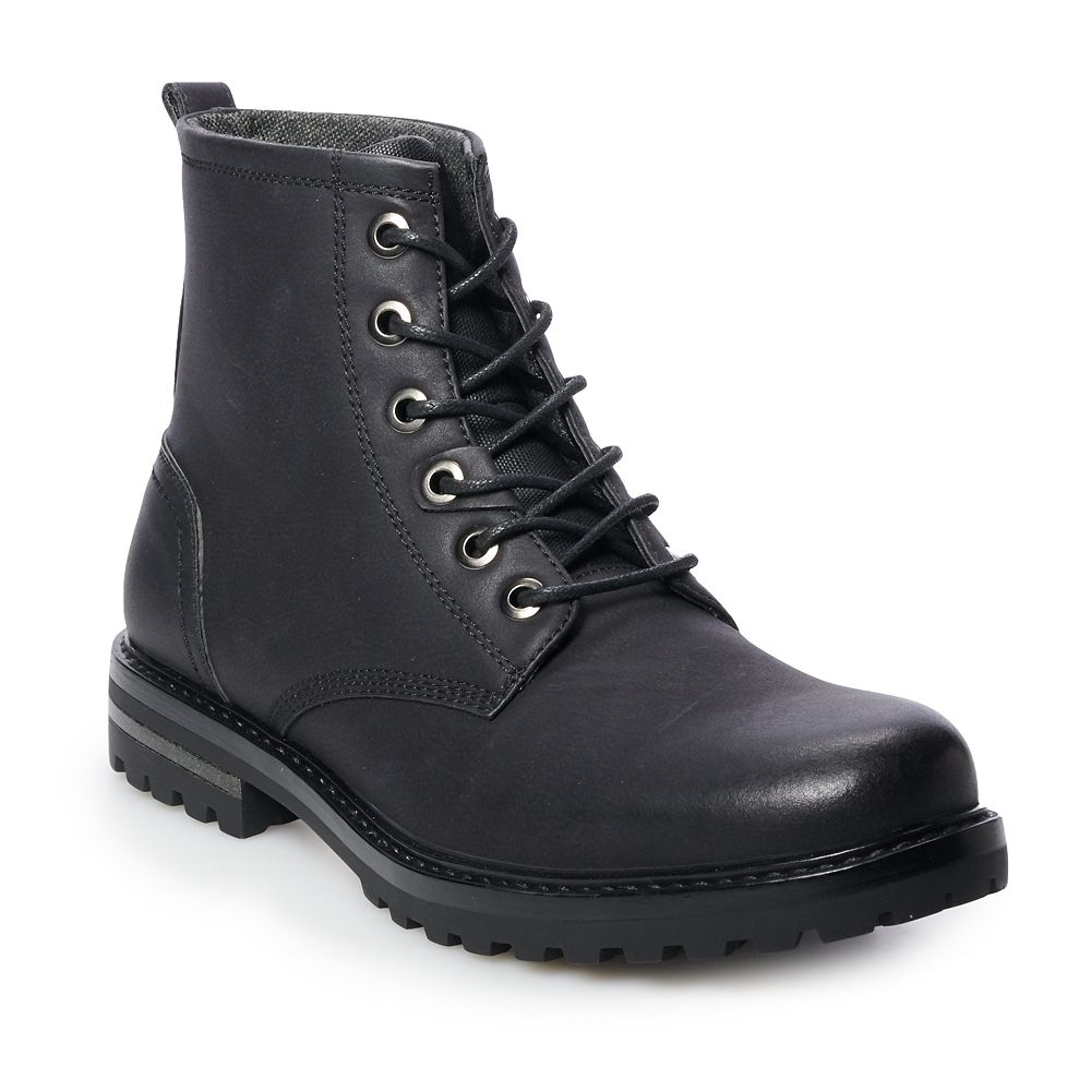 madden NYC Monikl Men's Combat Boots