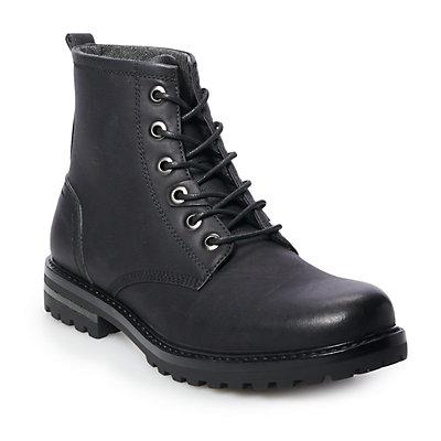 madden NYC Monikl Men's Combat Boots