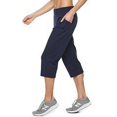Women's Tek Gear® Side Pocket Straight Leg Capris