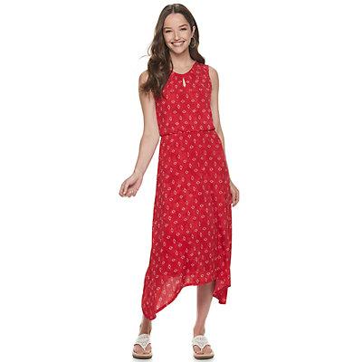 Women's Dana Buchman Sleeveless Sharkbite Dress