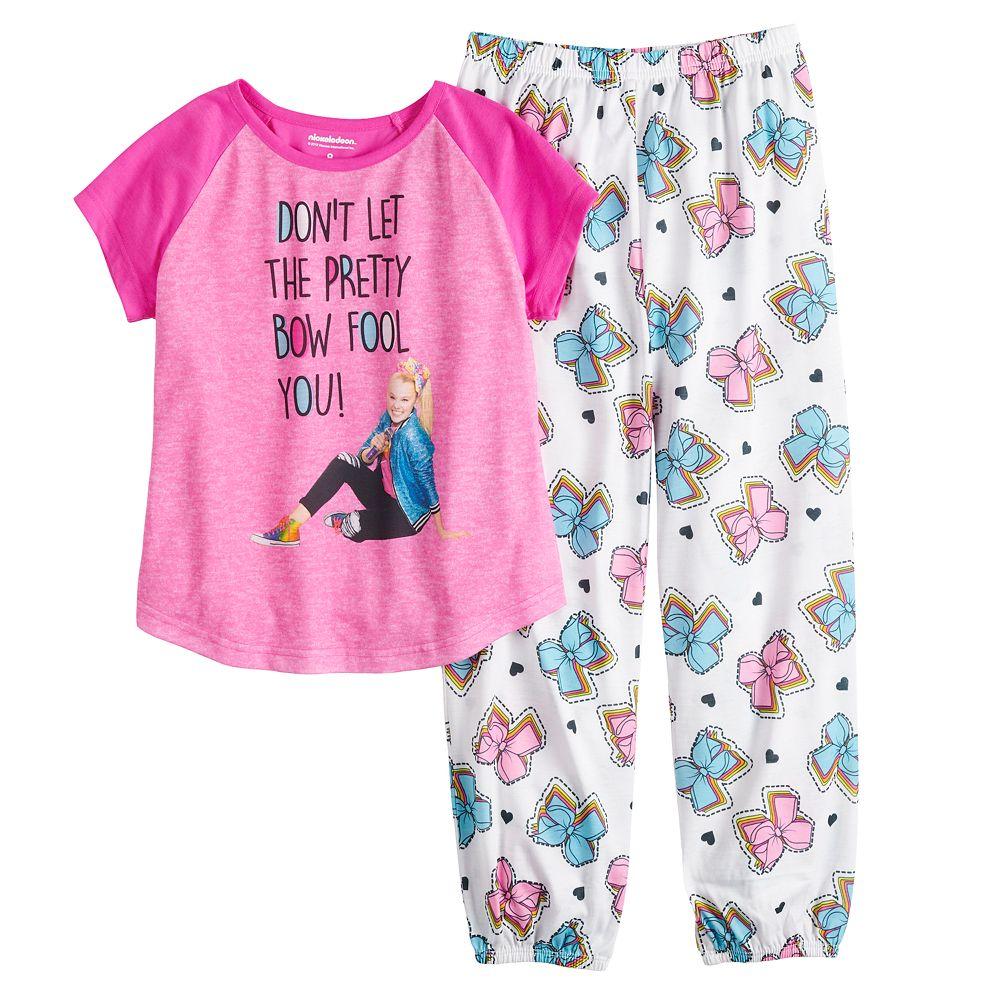 Girls 6-12 Jo Jo Pajama Set