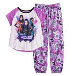 Girls 6-14 Disney's Descendants Girls Pajama Set