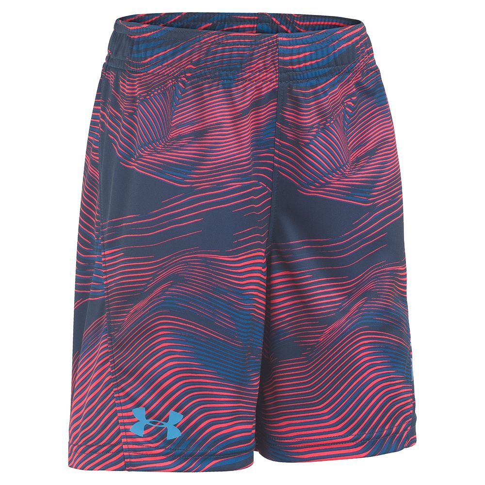 Boys 4-7 Under Armour Swirls Altitude Boost Shorts