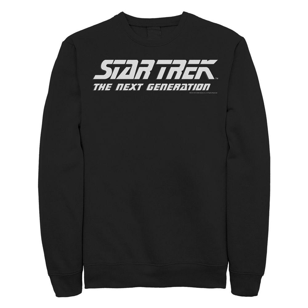Juniors Star Trek: TheNextGeneration Logo Fleece
