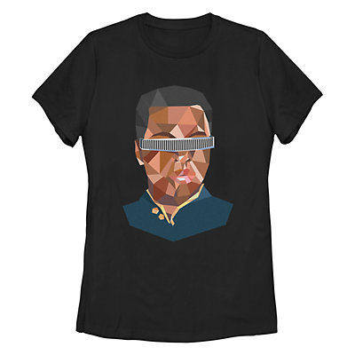 Juniors Star Trek: The Next Generation Geordi Tee