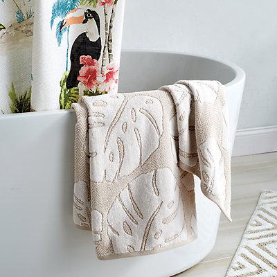Destinations Toucan Fingertip Towel