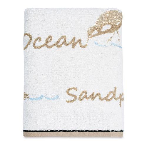 Destinations Bird Haven Bath Towel