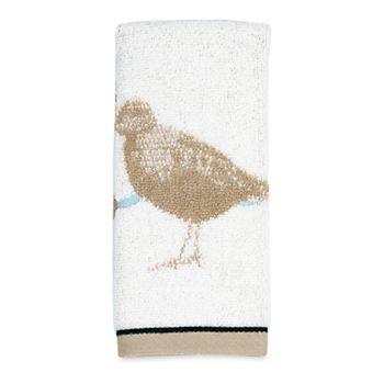 Destinations Bird Haven Fingertip Towel