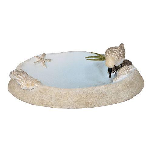 Destinations Bird Haven Soap Dish