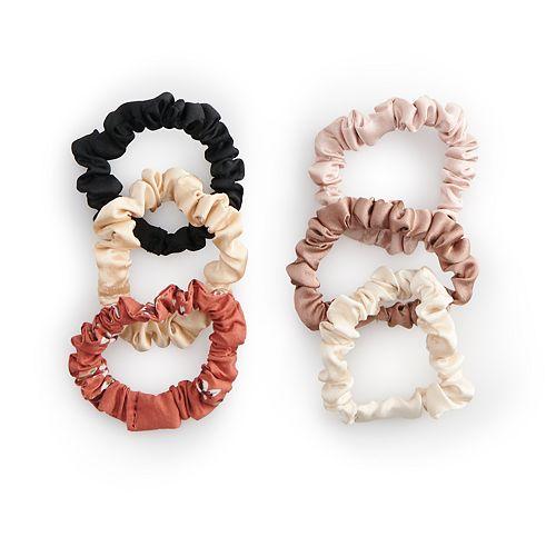 LC Lauren Conrad 6-Pack Twister Hair Tie Set