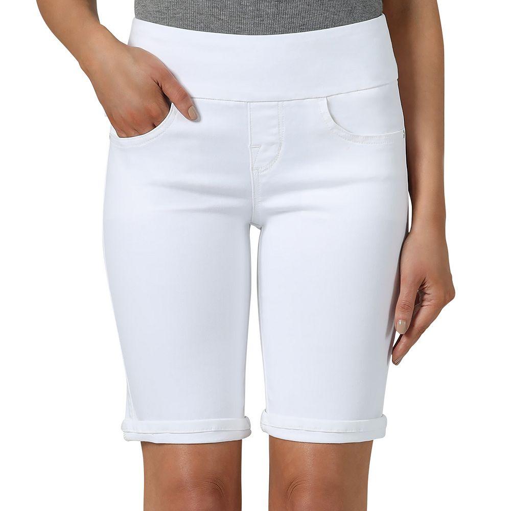 Women's Rock & Republic™ Fever Midrise Bermuda Jean Shorts