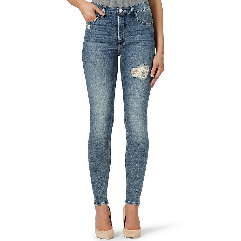Women's Rock & Republic™ High Roller High-Waisted Skinny Jeans