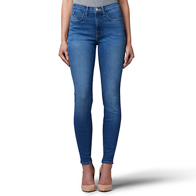 Women's Rock & Republic® High Roller High-Waisted Skinny Jeans