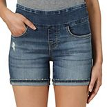 Women's Rock & Republic? Fever Mid-Rise Jean Shorts