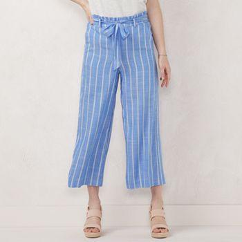 Women's LC Lauren Conrad Wide Leg Trousers