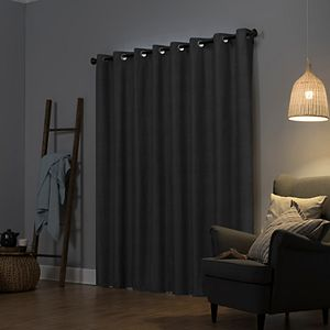 Sun Zero Cameron Thermal Insulated 100% Blackout Grommet Curtain Panel