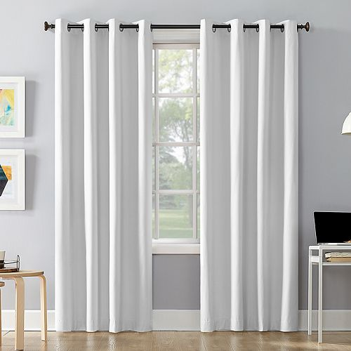 Sun Zero 1-panel Cameron Total Blackout Thermal Insulated