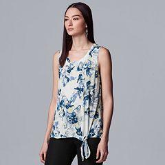 a05213128c03b6 Simply Vera Vera Wang Tops & Tees - Tops, Clothing | Kohl's