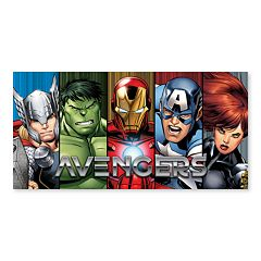 Artissimo Designs Marvel Avengers Split Panel Canvas Wall Art