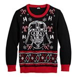Boys 8-20 Star Wars Darth Vader Ugly Christmas Sweater
