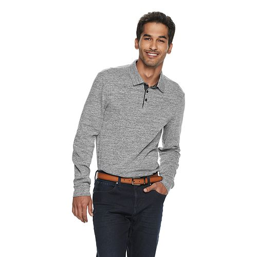 Men's Marc Anthony Slim-Fit Sweater Polo