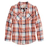Boys 8-20 Urban Pipeline? Flannel Button-Down Shirt
