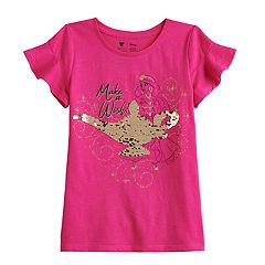 Disney's Aladdin Girls 4-12 Jasmine Sequined Graphic Tee by Jumping Beans®