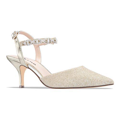 Touch of Nina Bekah Women's Strappy Heels