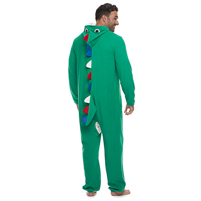 Big & Tall Jammies For Your Families Dino Family Dino Onesie