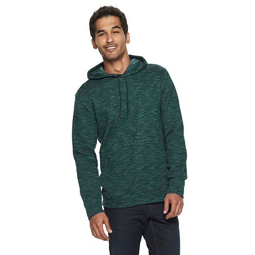 Men's Marc Anthony Quilted Pullover Hoodie