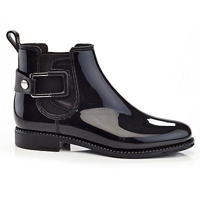 Henry Ferrera Marsala Women's Short Rain Boots
