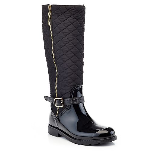 Henry Ferrera OMG Women's Quilted Tall Rain Boots