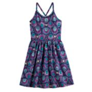 Disney's Aladdin Toddler Girl Glittery Print Dress by Jumping Beans®