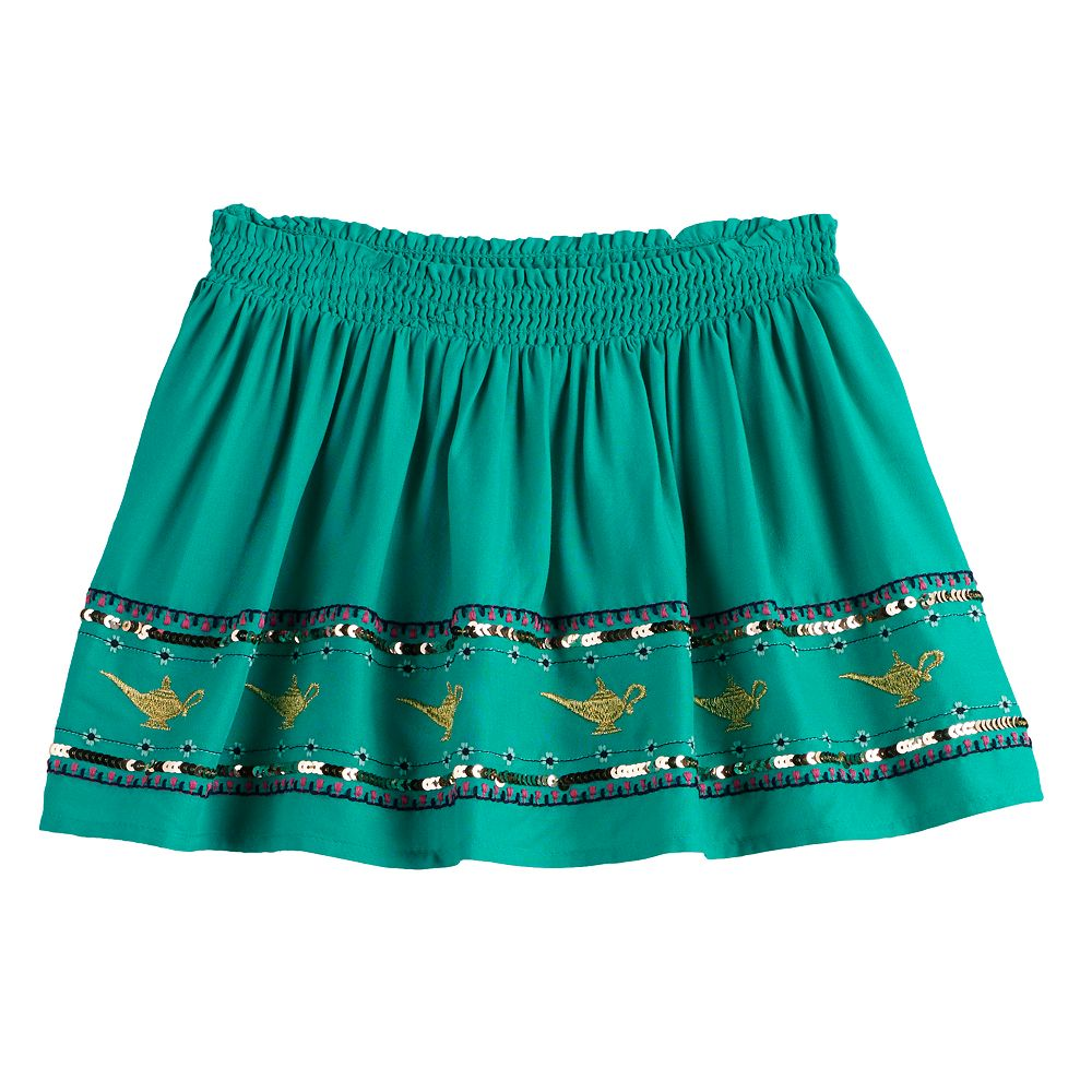 Disney's Aladdin Toddler Girl Embroidered Lamp Skort by Jumping Beans®