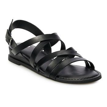 SO® Cider Women's Strappy Sandals