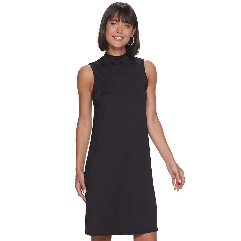 Women's Apt. 9® Mock Neck Sheath Dress
