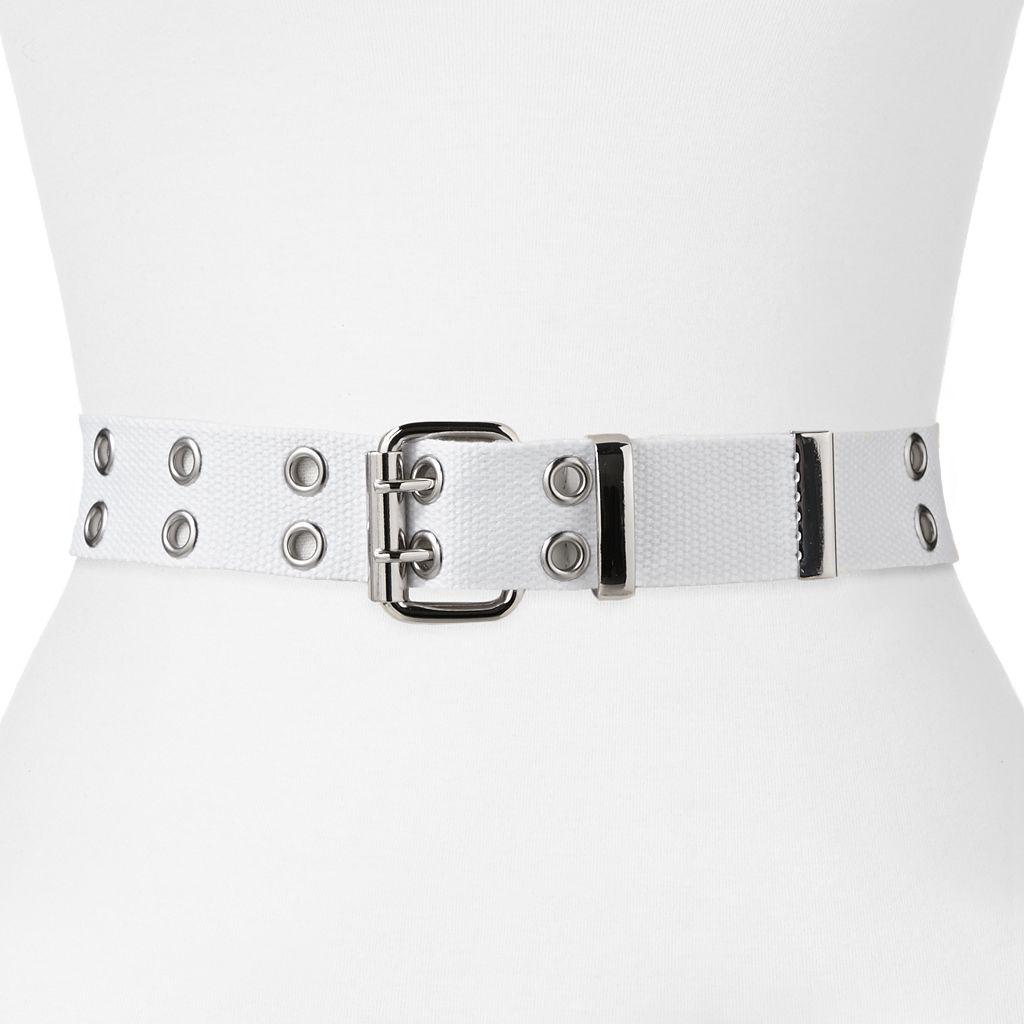 Relic Grommet Fabric Belt